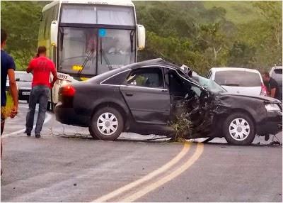 Motociclista morre em grave acidente na estrada que liga Itapetinga à Macarani