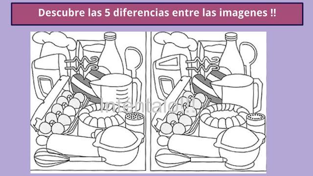 Ejercicios de Percepción Visual