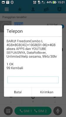 freedom combo im3 indosat ooredoo murah