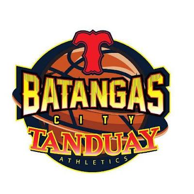 Tanduay Batangas Athletics Logo