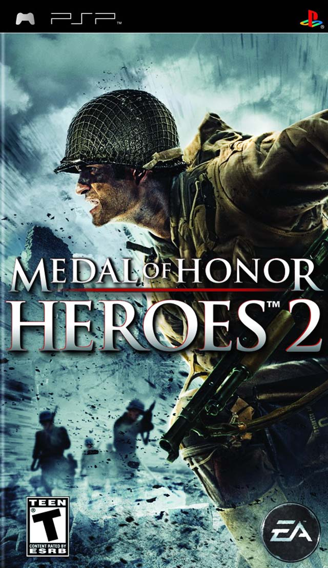 ROMs - Medal of Honor Heroes 2 - PSP Download