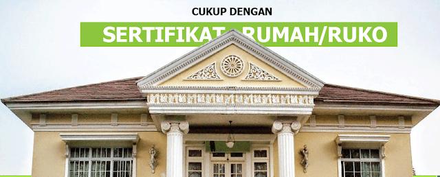 Jaminan Sertifikat Rumah tanpa Bi Checking di Bandung
