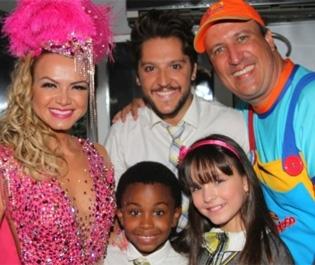 Carnaval em Salvador com Larissa Manoela,Eliana e Jean Paulo Campos 2d14362c27
