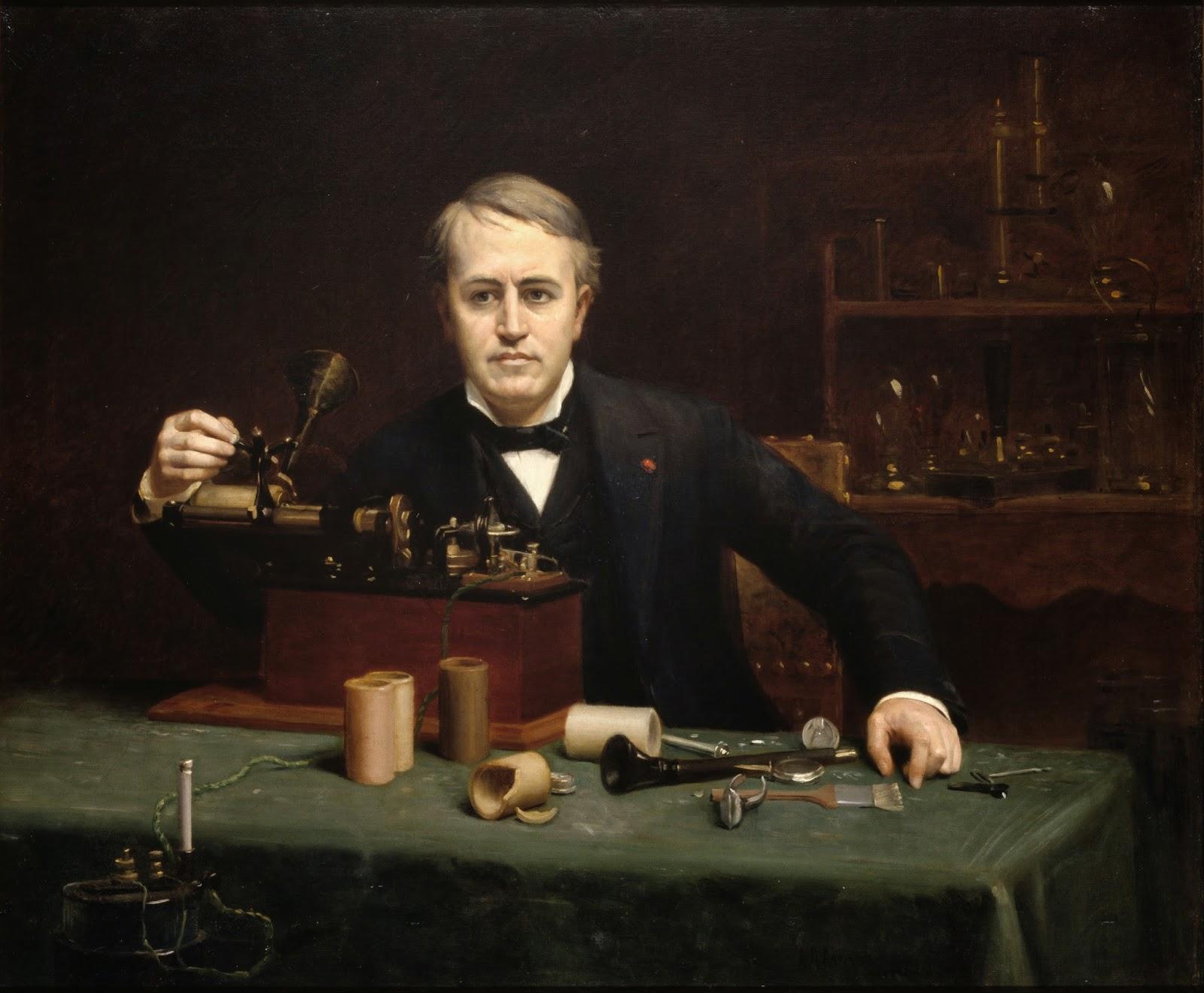 Penemu listrik pertama