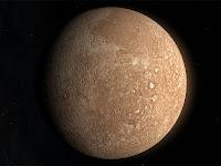 Merkür gezegeni