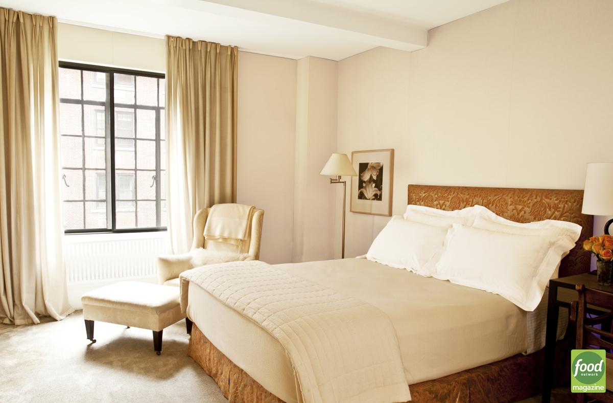 Belgian style Manhattan apartment of Ina Garten