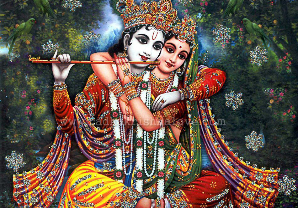 Krishna Rasleela Image