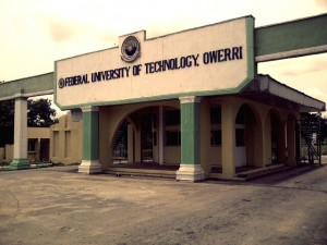 FUTO Postgraduate Admission Form