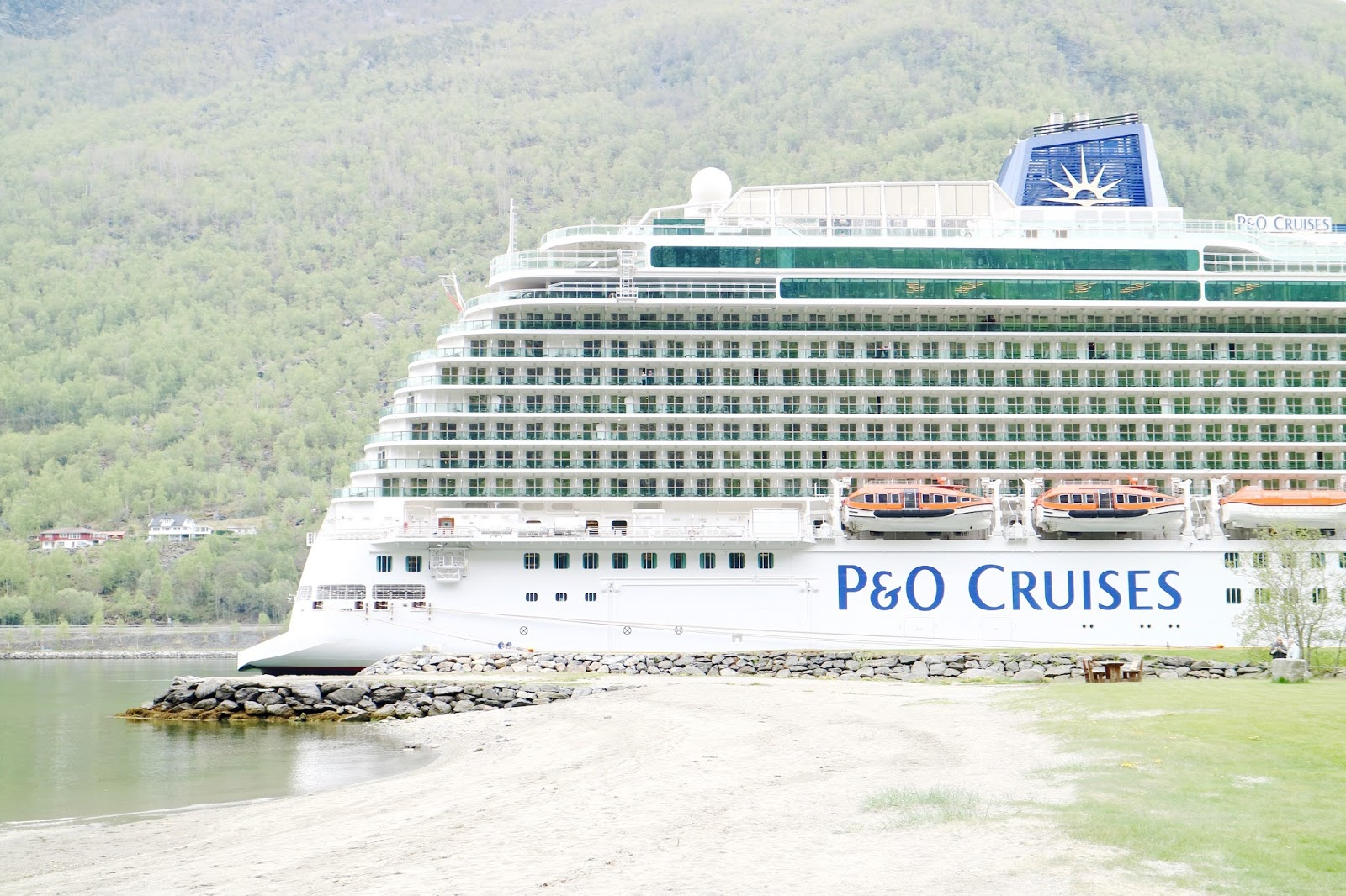 Norway Fjords Cruise P&O