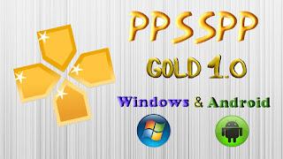 Emulator PSP Selain PPSSPP