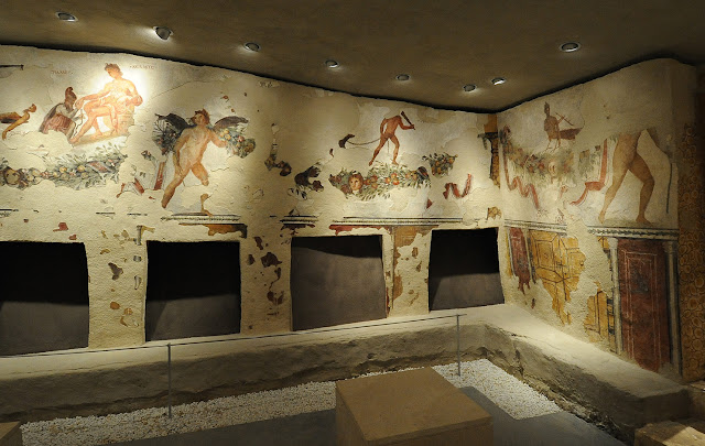 Beirut recovers its past with the renovated National Museum of Lebanon