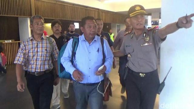 Terlalu Bercandanya Kelewatan, Kok Bisa Anggota DPRD Kurang Peka Terorisme! Di Pesawat Dengan Enteng Bilang....