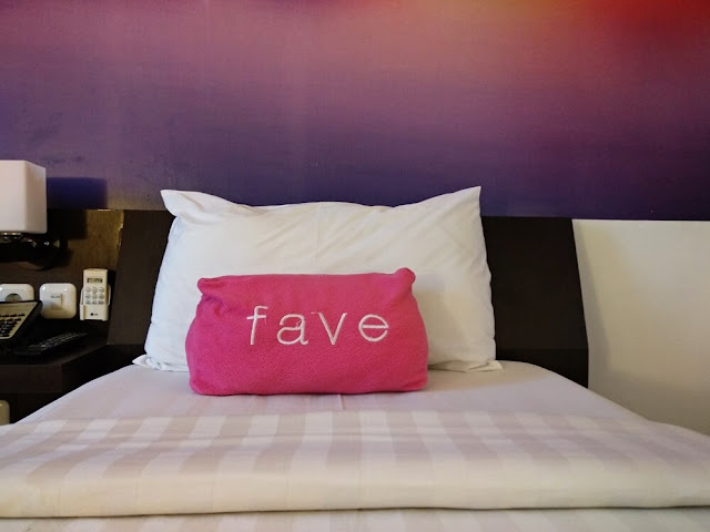 kamar fave hotel rembang
