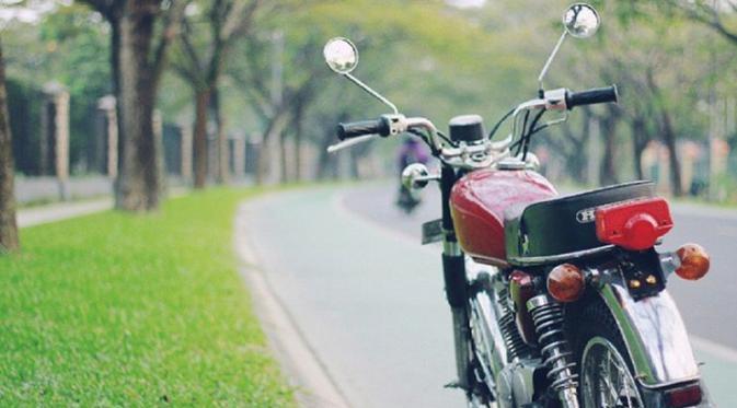 Tips terbaik merawat motor agar perfoma-nya bandel dan selalu prima
