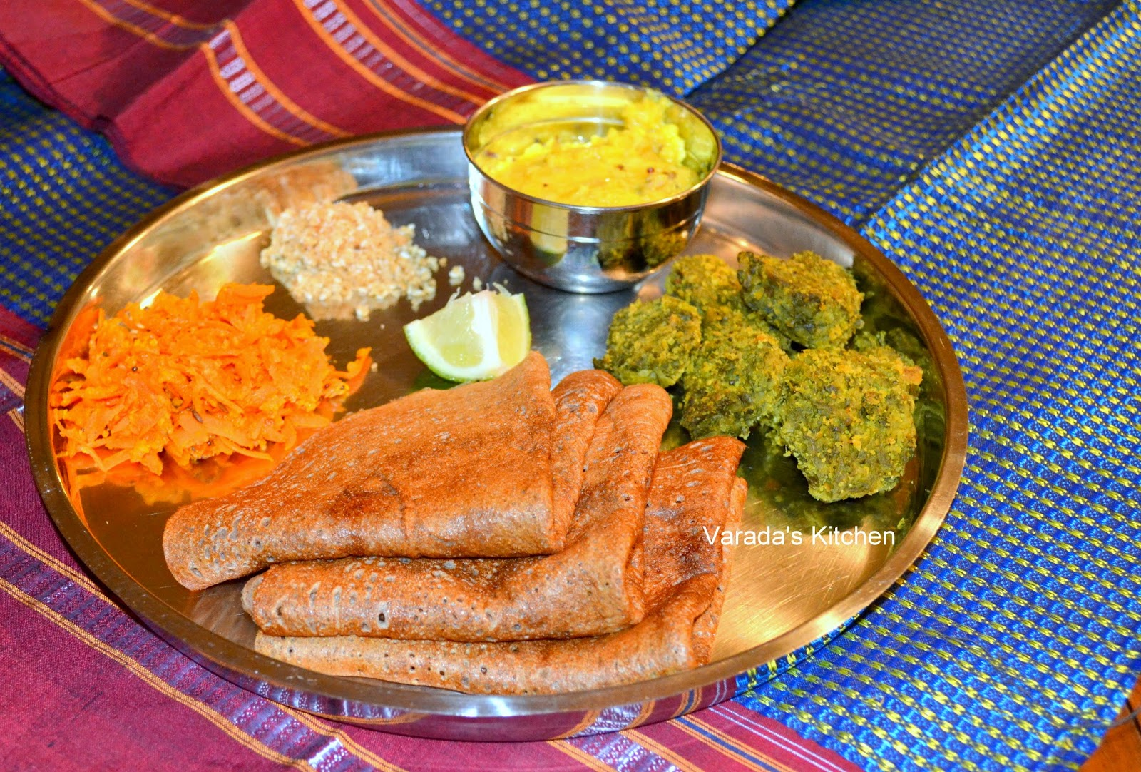 Varadas kitchen traditional maharashtrian meal varadas kitchen forumfinder Choice Image