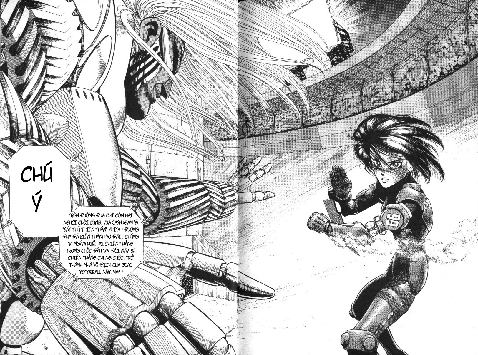 Battle Angel Alita chapter 22 trang 27