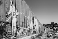 Separation Wall in Jerusalem