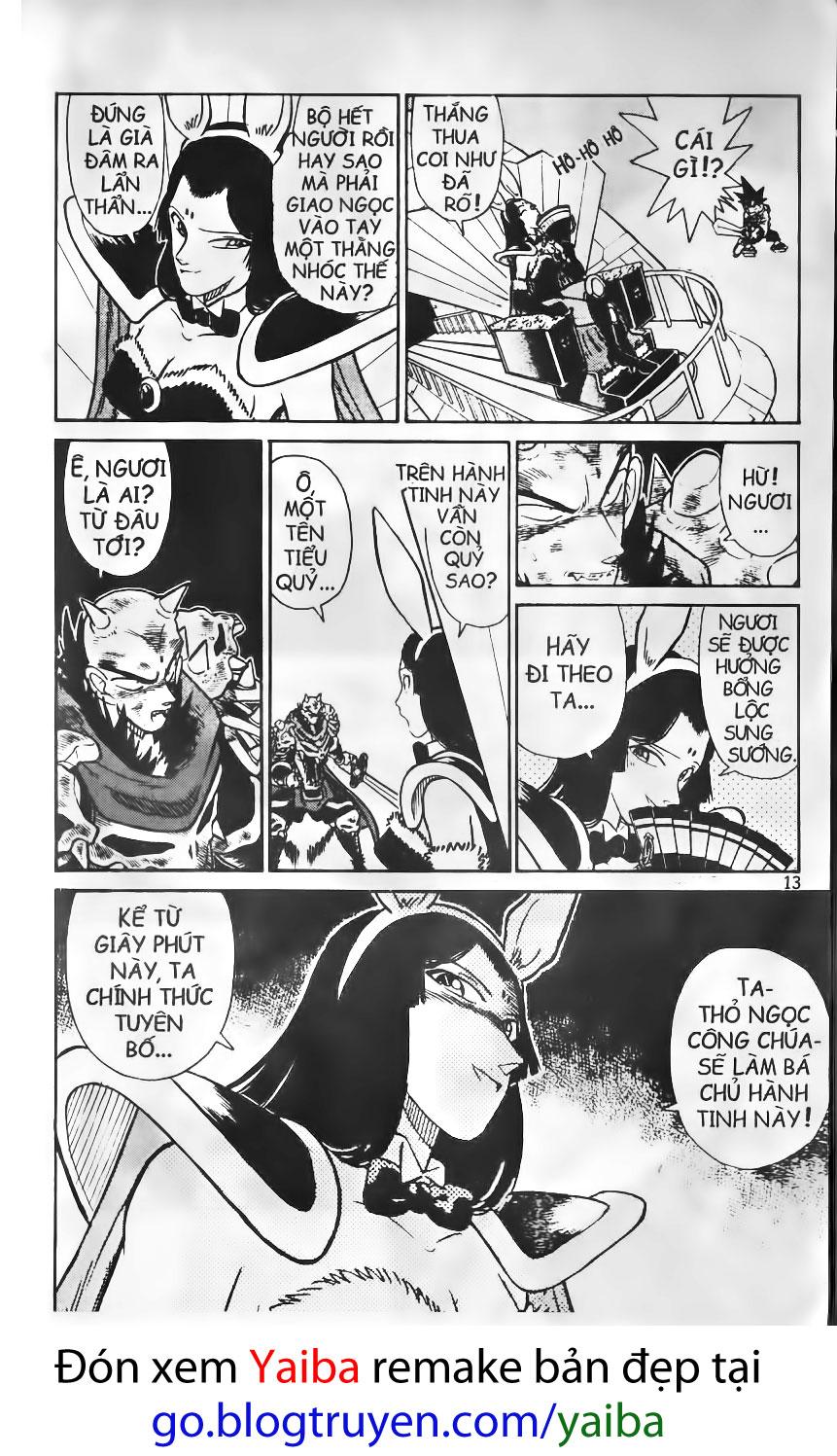 Yaiba chap 122 trang 10