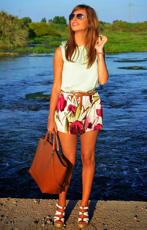 Popular Street Style Combinations For Trendy Summer