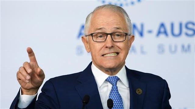 China-Australia relations not in deep chill: Australian Prime Minister Malcolm Turnbull