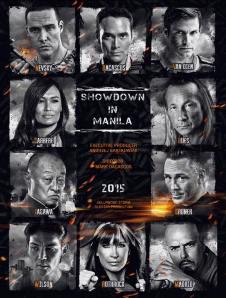Cuộc Chiến Sinh Tử Tại Manila