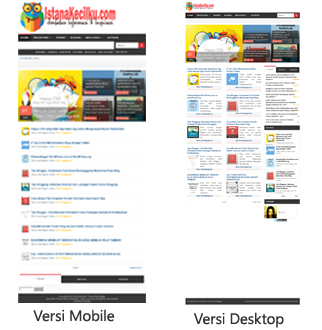 Responsif Web Design (RWD)