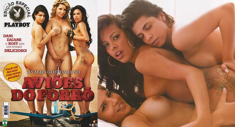 Playboy Especial 2011 – Dançarinas do Aviões do Forró
