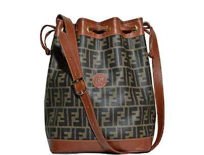 78208f8e56b9 ... low cost fendi monogram drawstring bucket bag 0ecd0 4040e