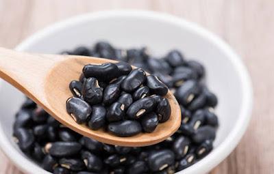 Beneficios comer frijoles negros