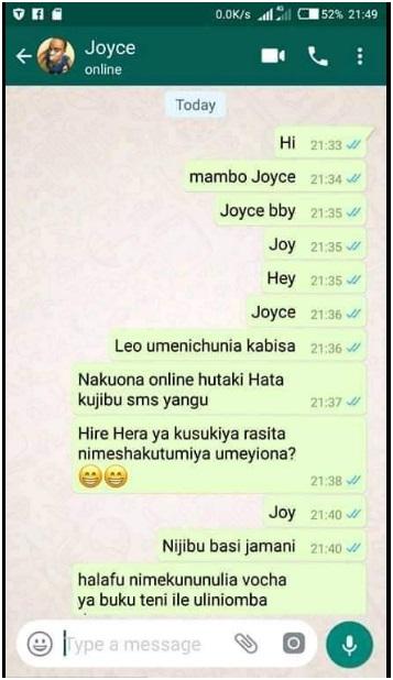whatsapp conversation online