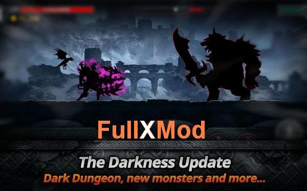 Dark Sword Mod APK Update Terbaru 2017