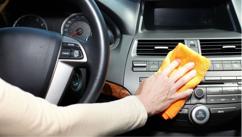 Accessories in your Car that Should be kept Clean
