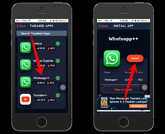 5 cara jitu menyembunyikan status sedang mengetik pada whatsapp 4