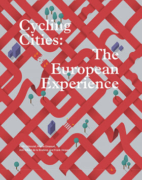 Las ciudades deben restringir el coche para aumentar el uso de la bici