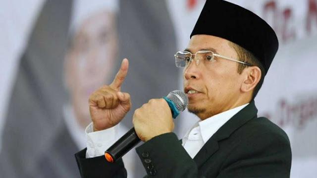 TGB : Jika Pembagunan di Era Jokowi Terhenti, Kita Semua Pasti Rugi
