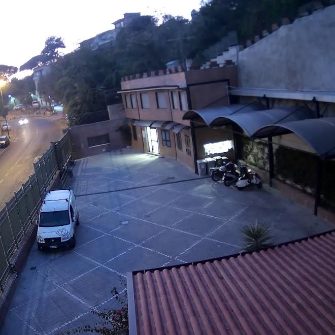 Ultimi test per le nuove telecamere ip 4K