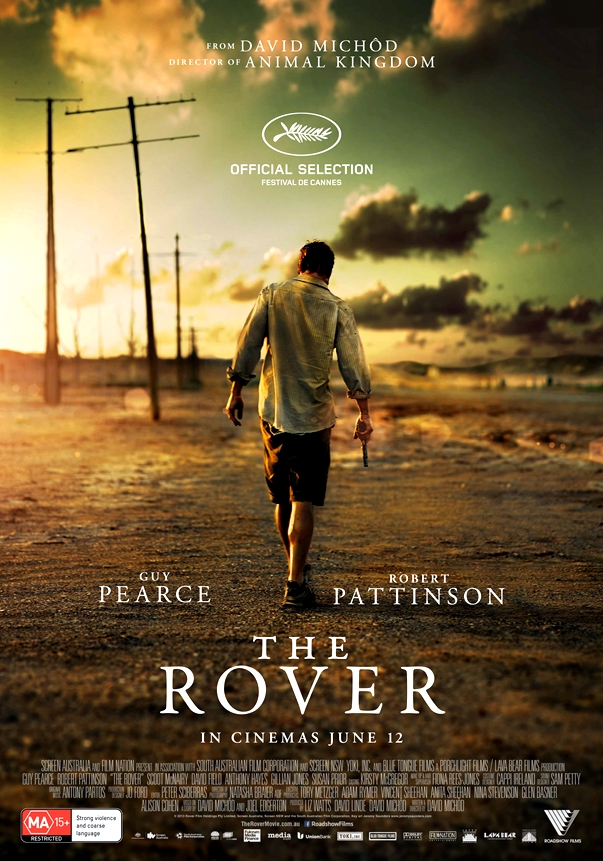 Póster: The Rover
