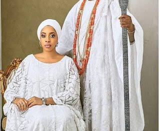How Ooni of Ife's ex-wife reacted to his marriage to Prophetess