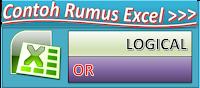 Contoh Rumus Excel Logical OR
