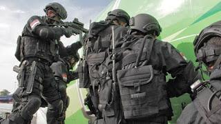 Mengenal Satuan Bravo 90 ( dulunya bernama Detasemen Bravo 90 ) - Pasukan Khusus TNI-AU