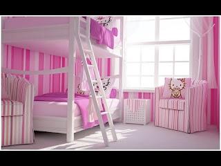 Gambar Ranjang Hello Kitty 4