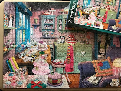 Ravensburger jigsaws for adults - The Cake Shed