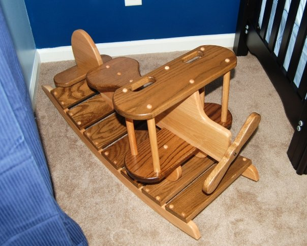 Aviation Nursery Design Dazzle
