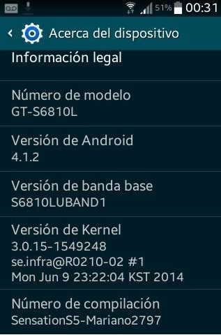 Download Rom Sensation S5 Samsung Galaxy Fame S6810 2