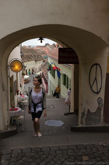 O seara in Sibiu.