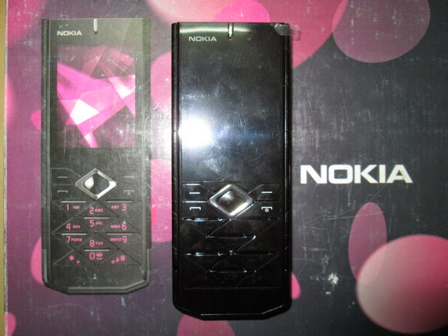 Nokia jadul 7900 Prism