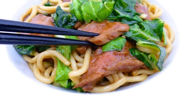Beef Noodles Stir Fry Recipe