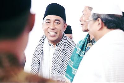 Mori Hanafi, SE, M. Comm, Mengucapkan Selamat HUT ke-17 Kota Bima