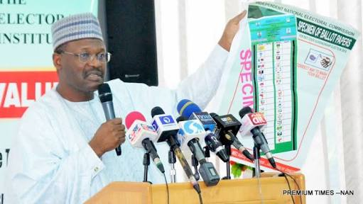Image result for Pressure on INEC to drop display, transmission of results