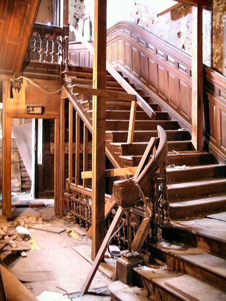 Most Endangered Krueger Scott Mansion New Jersey 1889